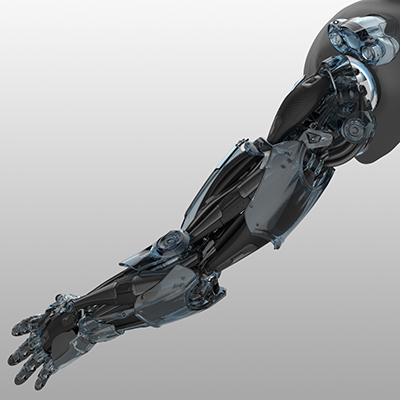 Bionic Arm Concept Design